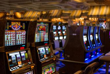 GlГјcksspielautomaten